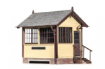 LK-709    Ground Level Signal Box, O Gauge